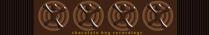 choc boy logo banner